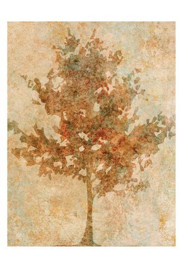 Fall Tree-Kristin Emery-Art Print
