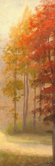 Fall Trees I-Michael Marcon-Premium Giclee Print