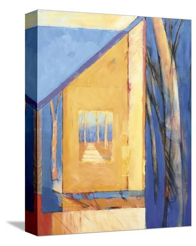 Fall Trees-Saladino-Stretched Canvas Print