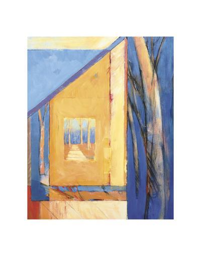 Fall Trees-Tony Saladino-Art Print