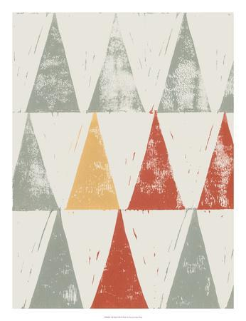 Fall Triad I-Grace Popp-Art Print