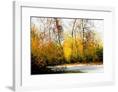 Fall-Miguel Dominguez-Framed Premium Giclee Print
