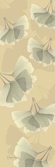 Falling Gingkos-Albert Koetsier-Art Print