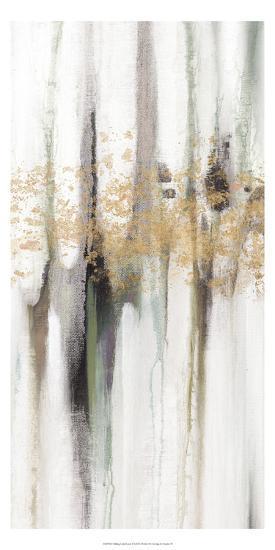 Falling Gold Leaf I-Studio W-Art Print