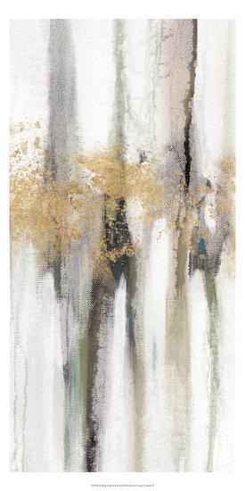 Falling Gold Leaf II-Studio W-Art Print
