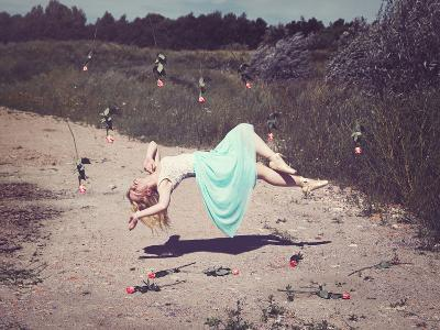 Falling Love-Sabine Rosch-Photographic Print