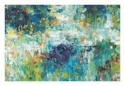 Falling Waters-Jack Roth-Art Print