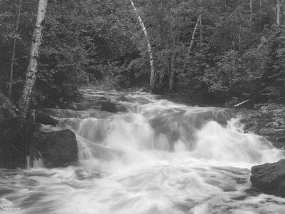 Falls 2-Gordon Semmens-Photographic Print