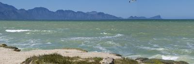False Bay Looking at Gordon's Bay, South Africa, Africa-Neil Thomas-Photographic Print