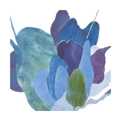 False Indigo I-Carolyn Roth-Art Print