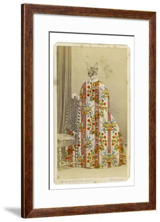 Family Album Elise-Philippe Debongnie-Framed Giclee Print