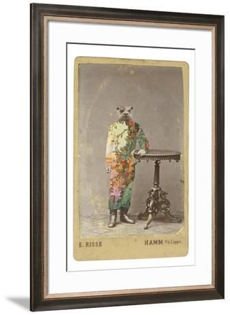 Family Album Titouan-Philippe Debongnie-Framed Giclee Print