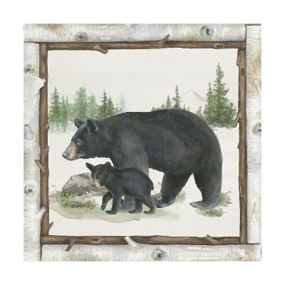 Family Cabin IV-Beth Grove-Art Print