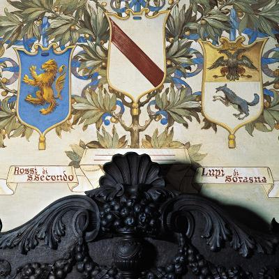 Family Coat-Of-Arms--Giclee Print