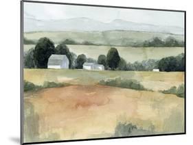 Family Farm I-Grace Popp-Mounted Art Print