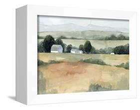 Family Farm I-Grace Popp-Framed Stretched Canvas