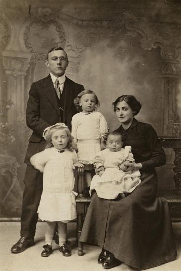 Family Portrait--Photographic Print