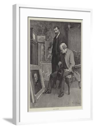Family Portraits-Gabriel Nicolet-Framed Giclee Print