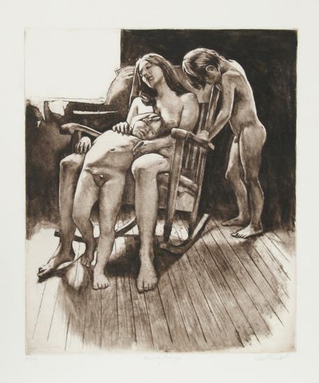 Nude family The Renaissance