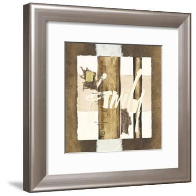 Family-Chris Paschke-Framed Premium Giclee Print