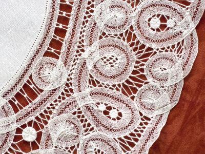 Famous belgium lace historic brugge belgium photographic print