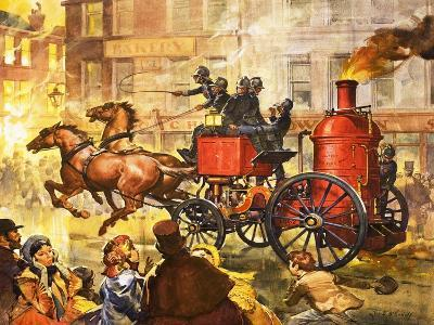 Famous Partnerships: Fire King-James Edwin Mcconnell-Giclee Print