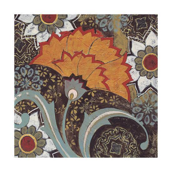 Fan Dance II-Kate Birch-Giclee Print