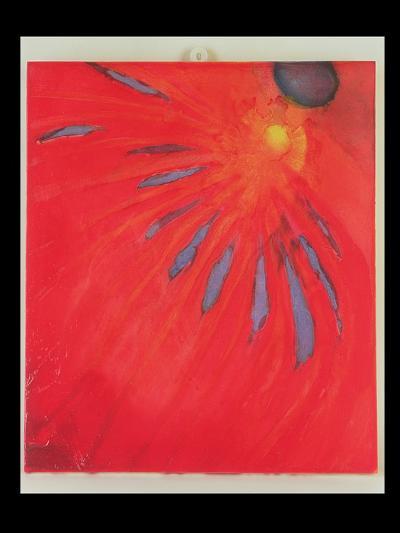 Fan Fire, 1997-Charlotte Johnstone-Giclee Print