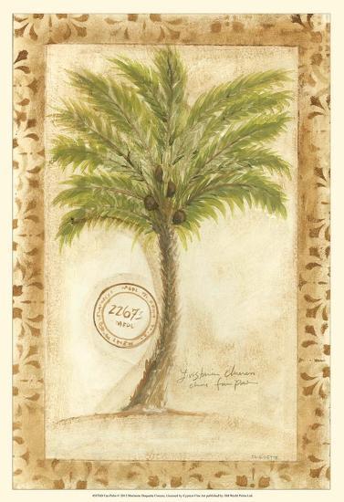 Fan Palm-Marianne D^ Cuozzo-Art Print