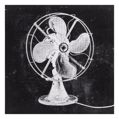 Fan White 2-JB Hall-Premium Giclee Print