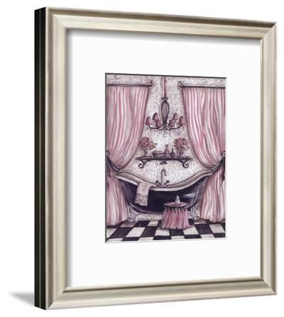 Fanciful Bathroom I-Kate McRostie-Framed Art Print