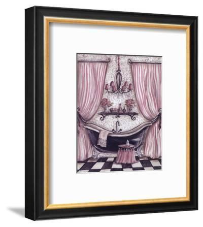 Fanciful Bathroom I-Kate McRostie-Framed Art Print
