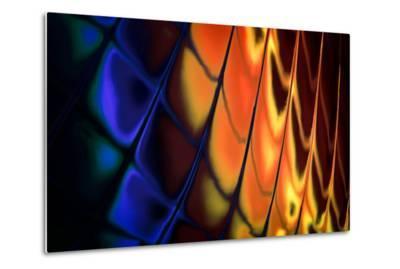 Fancy Glass-Ursula Abresch-Metal Print