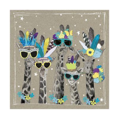 Fancy Pants Zoo IV-Hammond Gower-Art Print