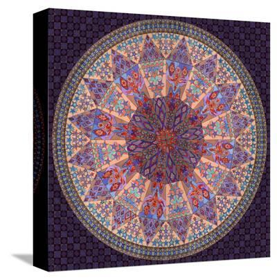 Fanning Fate-Lawrence Chvotzkin-Stretched Canvas Print