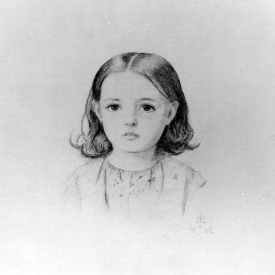Fanny Lynn, 1852-John Everett Millais-Giclee Print