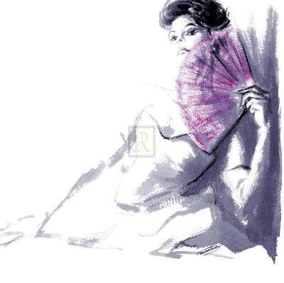 Fanny-Sharon Pinsker-Art Print