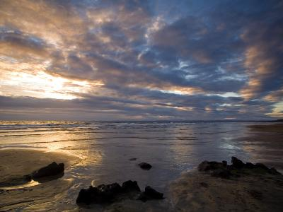 Fanore Beach, County Clare, Munster, Republic of Ireland, Europe-Richard Cummins-Photographic Print