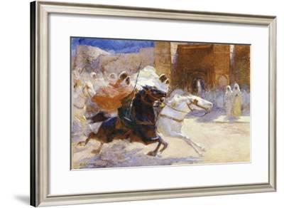 Fantasia-Ulpiano Checa Y Sanz-Framed Giclee Print