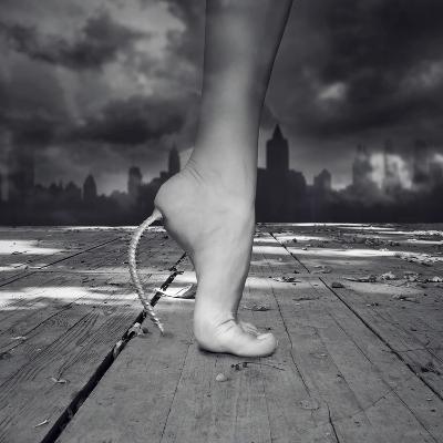 Fantasy Female Feet-ValentinaPhotos-Art Print
