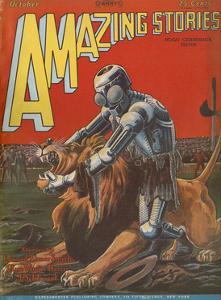 Fantasy Fiction, Robot