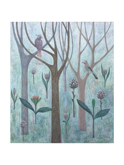 Fantasy Garden, 2005-Ruth Addinall-Giclee Print