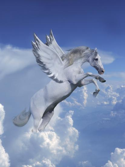 Fantasy Horses 20-Bob Langrish-Photographic Print