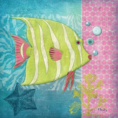 Fantasy Reef II-Paul Brent-Art Print