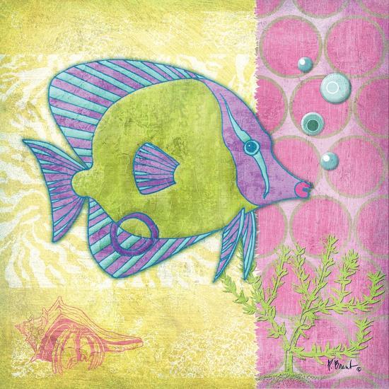 Fantasy Reef VI-Paul Brent-Art Print