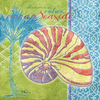 Fantasy Shell II-Paul Brent-Art Print
