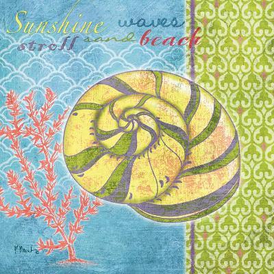 Fantasy Shell IV-Paul Brent-Art Print