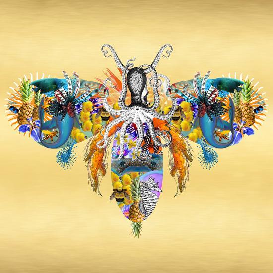 Fantasy World - Bee-Amy Shaw-Giclee Print