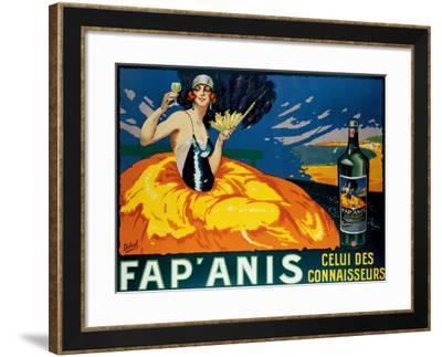 Fap'Anis-Delval-Framed Giclee Print