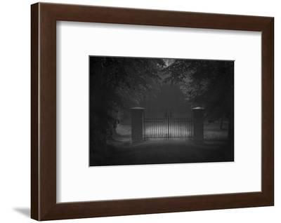 Far but no further-Allan Wallberg-Framed Photographic Print
